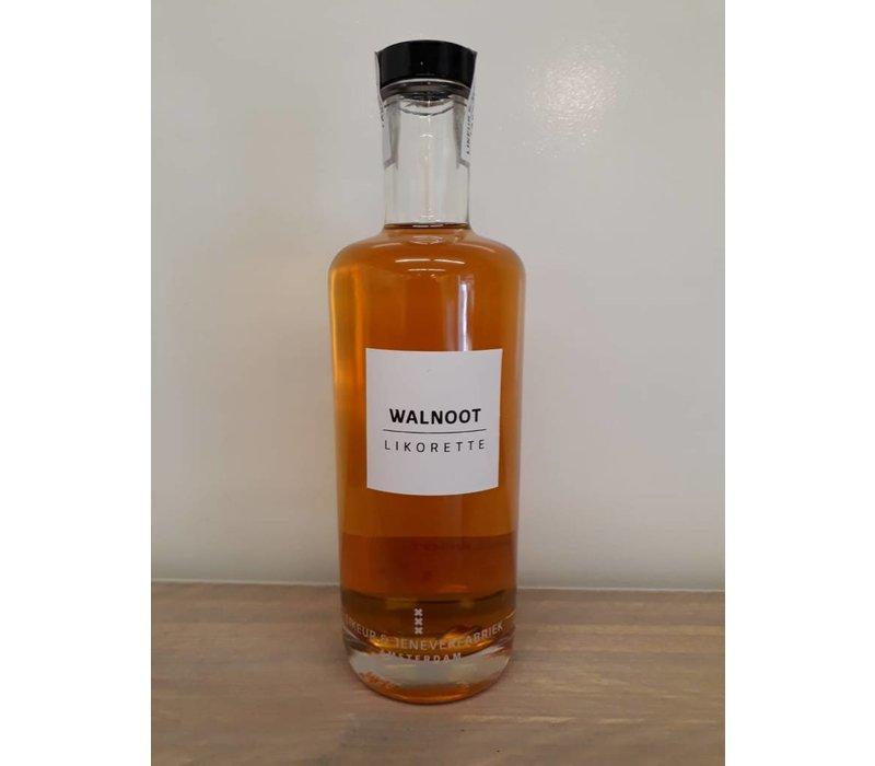 Likorette Walnoot 50cl 14,5% 6st