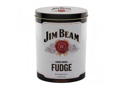 Jim Beam Bourbon Whisky Fudge Tin 300g 12bl