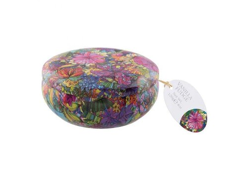 Gardiners Escapism Floral Tin vanille fudge 200g 12bl