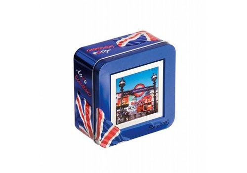 Churchill's Churchill's Love London Blue-Silver ass 200g tin 12st