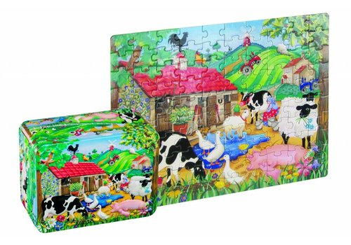 Churchill's Churchill's The Farmyard tin 270g 12st