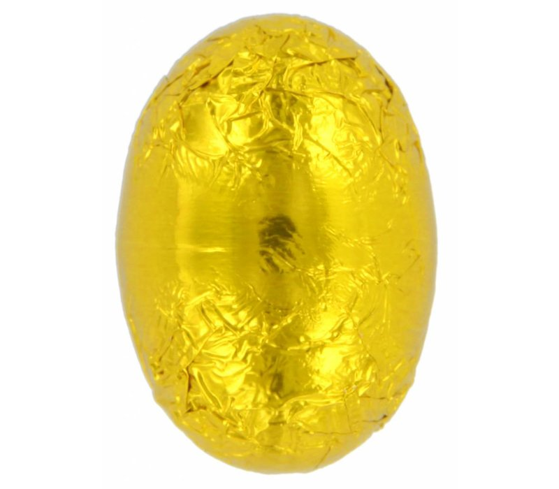 Eitjes staniol donker geel puur-praline 8g 3kg