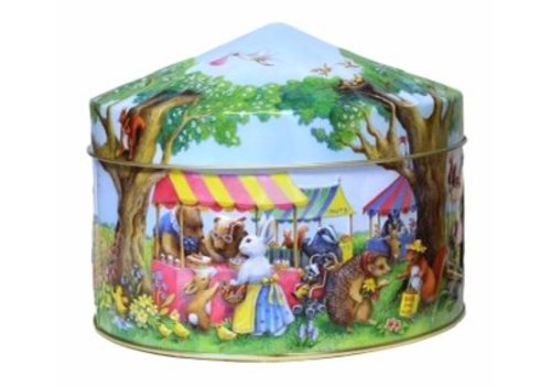Churchill's Churchill's Woodland Fair tin 400g 12bl.NIEUW