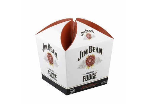 Gardiners Jim Beam Bourbon Whisky Fudge carton 12bx