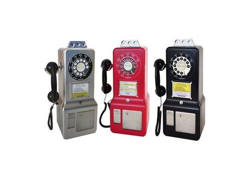 Churchill's Churchills Retro Phone Tin 200g mix 12bl