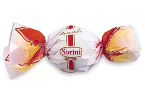 Sorini Sorini Milk Choc.Hazelnut Cream 1kg