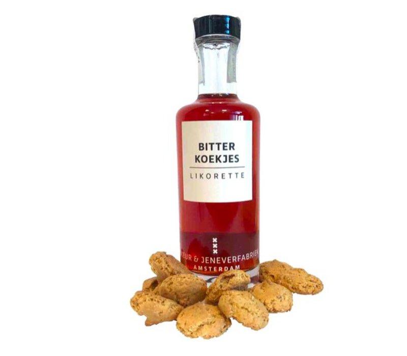 Likorette Bitterkoekjes 20cl 14,5% 12st
