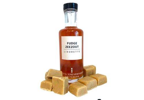 Likorette Fudge zeezout 20cl 14,5% 12st