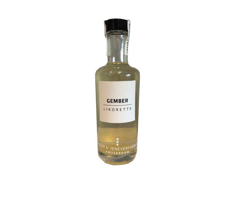 Likorette Gember 20cl 14,5% 12st