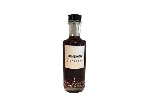 Likeurfabriek Amsterdam Likorette Rumboon 20cl 14,5% 12st