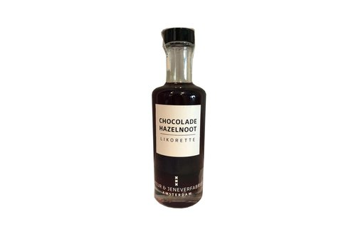 Likeurfabriek Amsterdam Likorette Chocolade Hazelnoot 20cl 14,5% 12st