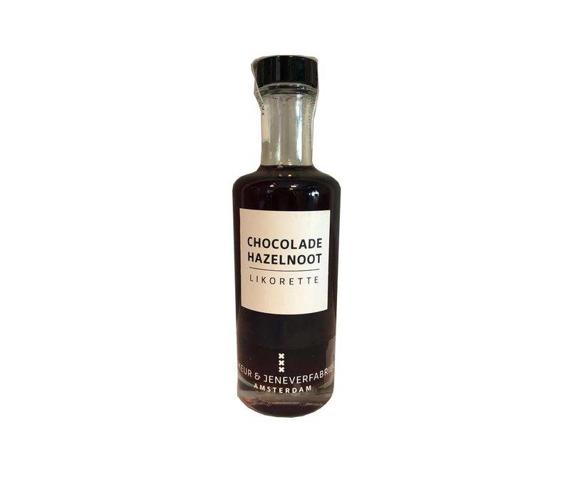 Likorette Chocolade Hazelnoot 20cl 14,5% 12st