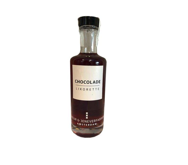 Likorette Chocolade 20cl 14,5% 12st