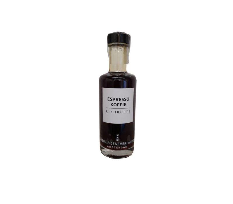 Likorette Expresso Koffie 20cl 14,5% 12st