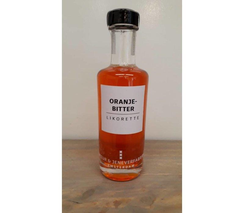 Likorette Oranje-bitter 20cl 14,5% 12st