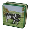 Grandma Wild's Embossed Cows in the Country Tin 100g 12st