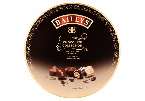 LIR Chocolates Baileys Chocolate Collection 227g 6st