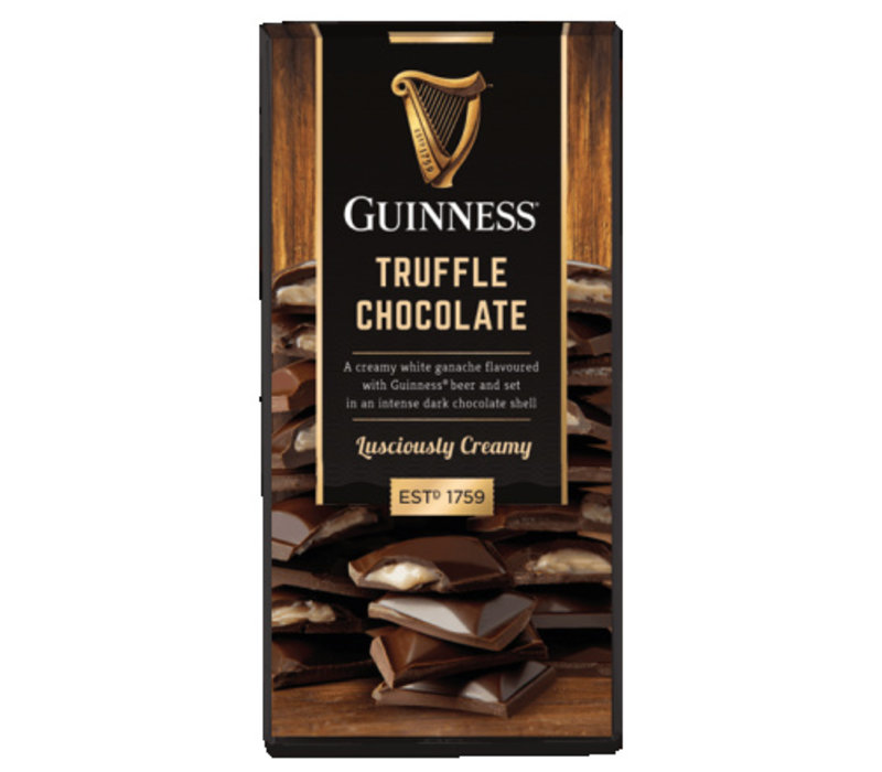 Guinness Truffle bar 90g 15st