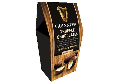 LIR Chocolates Guinness Truffles 135g 8st