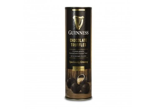 LIR Chocolates Guinness Tube Truffles 320g 15st