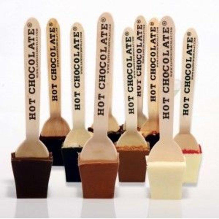 Hot Chocolate  (Choco Latte's)