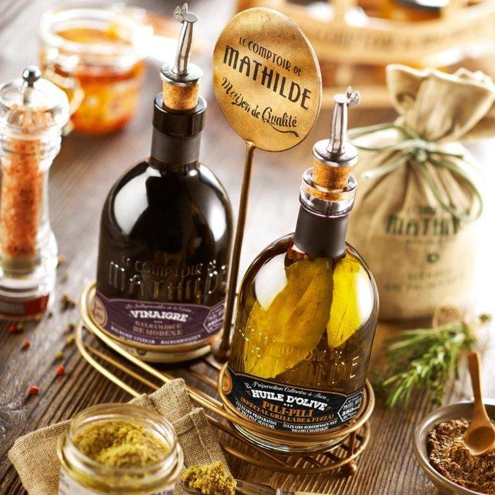 Olijfolie en Vinaigre