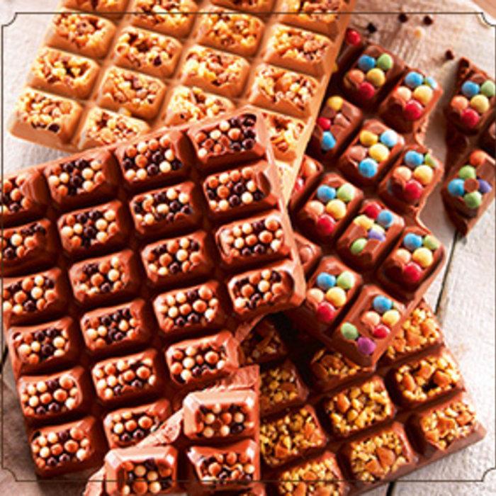 Chocolade Mendiants