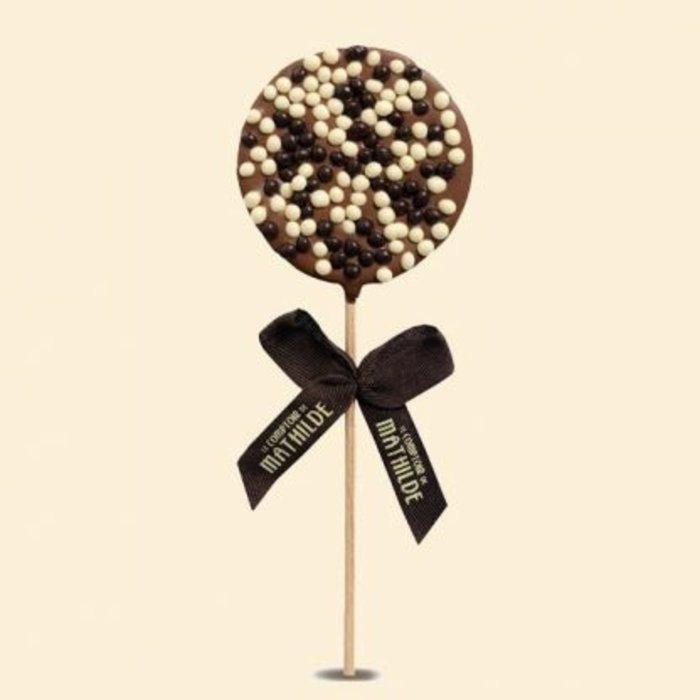 Chocolade Lollies