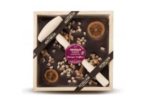 Le Comptoir de Mathilde Chocolats a Casser Oranges Confites 400g 4st