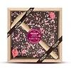 Le Comptoir de Mathilde Chocolats a Casser Pralines Roses de Lyon 400g 4st