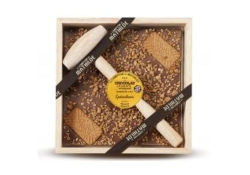 Le Comptoir de Mathilde Chocolats a Casser Spéculoos 400g 4st