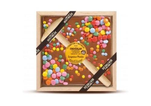 Le Comptoir de Mathilde Chocolats a Casser Surprise partie 400g 4st