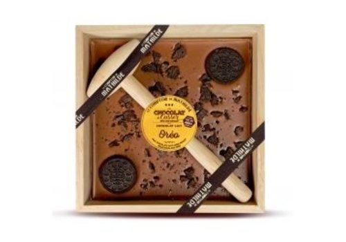 Le Comptoir de Mathilde Chocolats a Casser Oreo 400g 4st