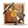 Le Comptoir de Mathilde Chocolats a Casser Lait (Surprise partie, Bonbon, Noisette, Caramel beure salé) 400g 4st