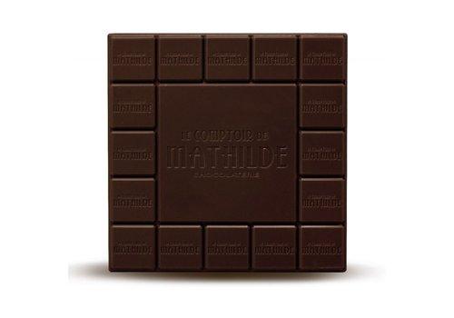 Le Comptoir de Mathilde Tablettes de chocolats Nature 70 % Cacao 80g 12st