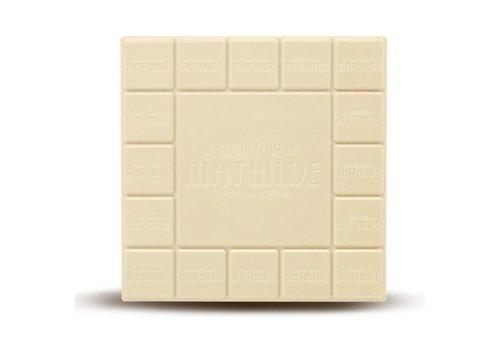 Le Comptoir de Mathilde Tablettes de chocolats Nature 80g 12st
