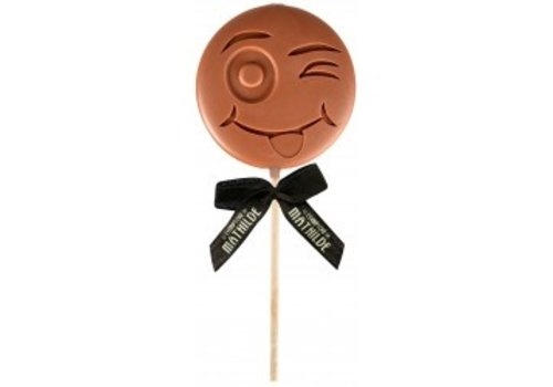 Le Comptoir de Mathilde Lolly LOL emotichoc 40g 12st