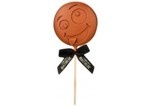 Le Comptoir de Mathilde Lolly DINGUE emotichoc 40g 12st