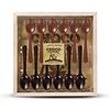 Le Comptoir de Mathilde Choco'spoons Noir & Lait (Coffret 12 cuillères) 6st