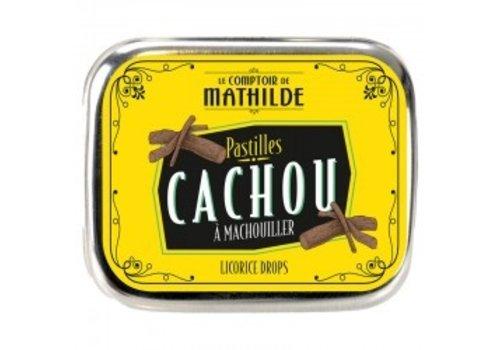 Le Comptoir de Mathilde Pastille cachou 10g 24st