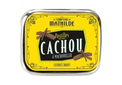Le Comptoir de Mathilde Pastille cachou 24st