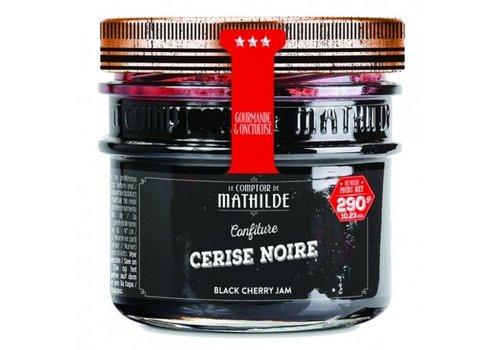 Le Comptoir de Mathilde Confitures Cerise Noire 290g 12st