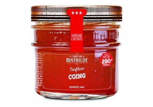 Le Comptoir de Mathilde Confitures Coing 290g 12st