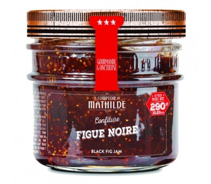 Confitures Figue Noire 290g 12st