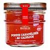 Le Comptoir de Mathilde Confitures Pomme Caramélisée au Calvados 290g 12st