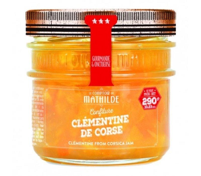 Confitures Clémentine de Corse 290g 12st