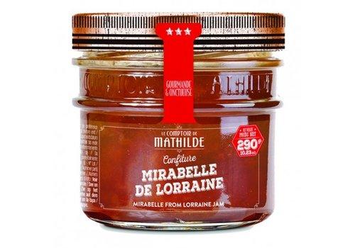 Le Comptoir de Mathilde Confitures Mirabelle de Lorraine 290g 12st