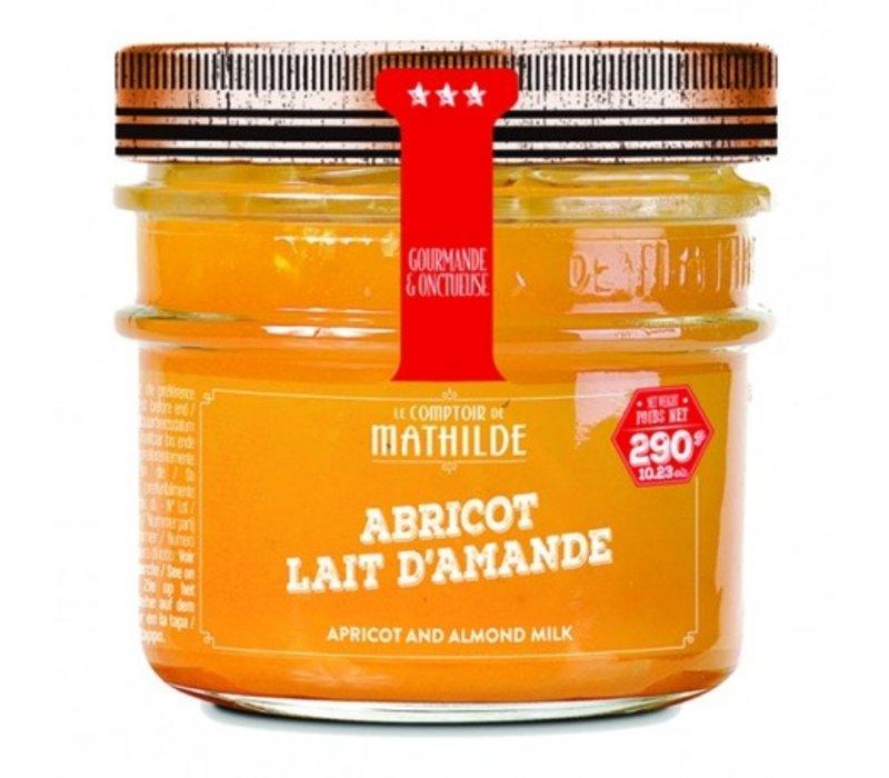 Confitures Abricot Lait d'amande 290g 12st