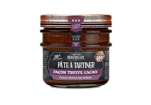 Le Comptoir de Mathilde Pate a tartiner Facon truffe cacao 250g 12st
