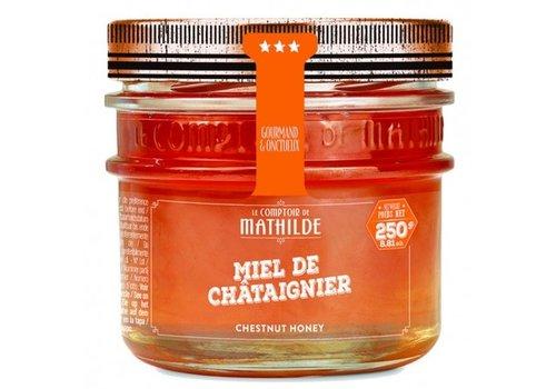 Le Comptoir de Mathilde Miel de Chataignier 250g 12st